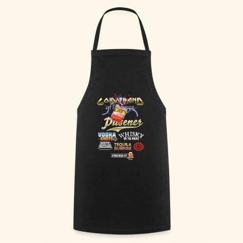 Goldstrand T-Shirt Sauftour Manager - Kochschürze