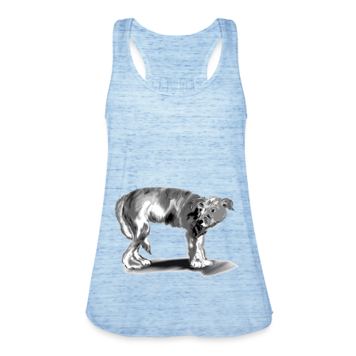 Hund mit eingekniffenem Schwanz - Frauen Tank Top von Bella