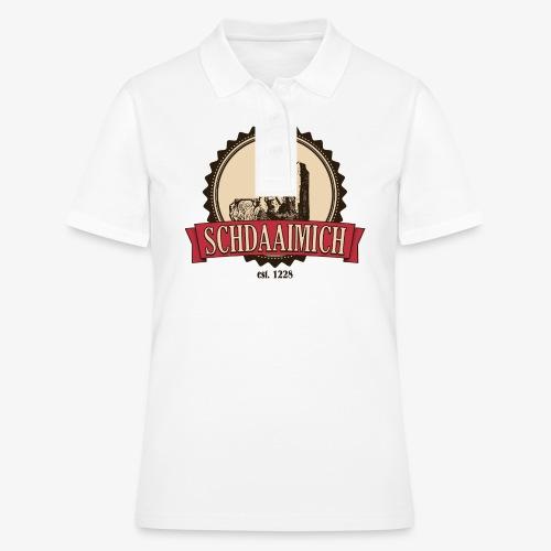 Schdaaimich - Frauen Polo Shirt