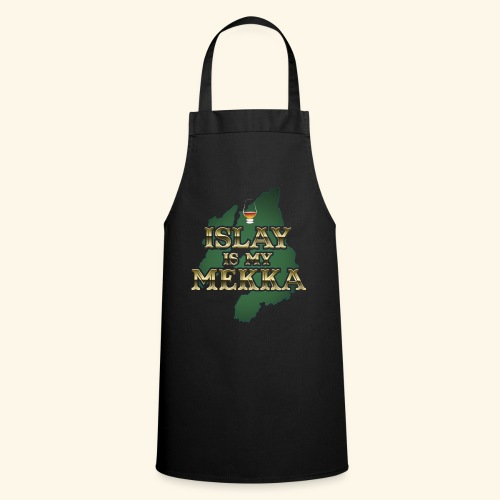 Islay Whisky T-Shirt - Kochschürze
