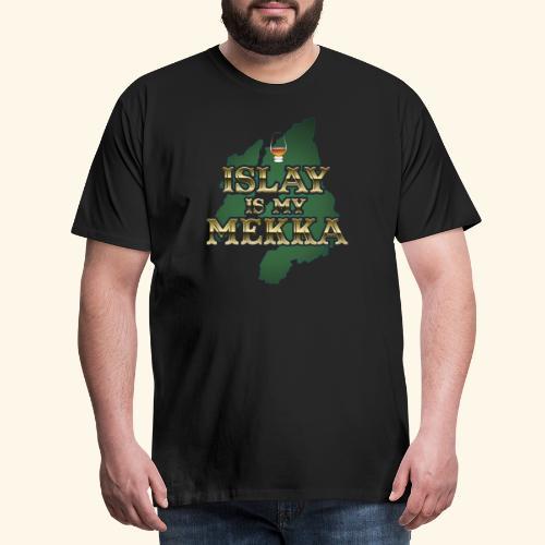 Islay Whisky T-Shirt - Männer Premium T-Shirt