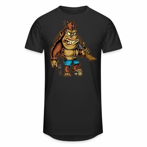 Killerkong - Männer Urban Longshirt