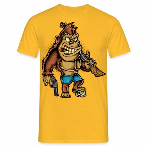 Killerkong - Männer T-Shirt
