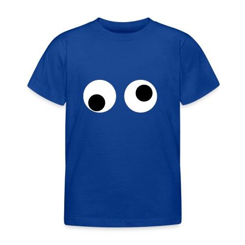Wiebel oogjes - Kinderen T-shirt