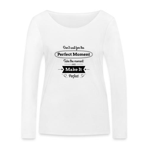 Women's Organic Longsleeve Shirt by Stanley & Stella
