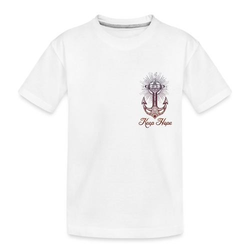 Teenager Premium Organic T-Shirt