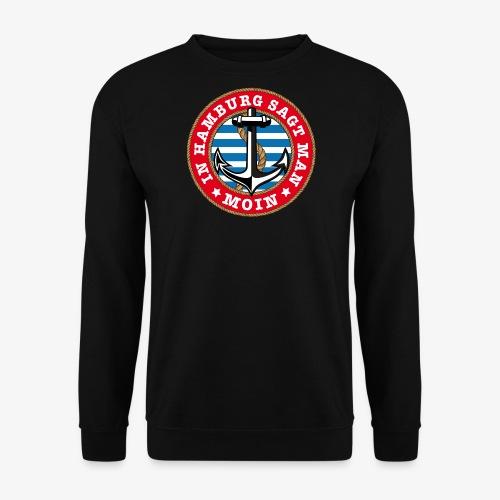 In Hamburg sagt man Moin Anker Seil Shirt 77 - Männer Pullover