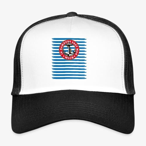 In Hamburg sagt man Moin Anker Seil Shirt 79 - Trucker Cap