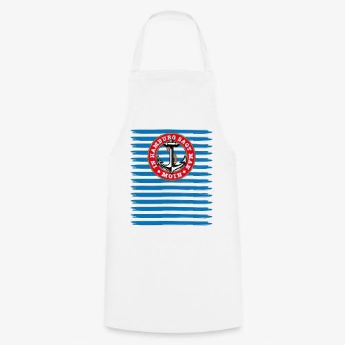 In Hamburg sagt man Moin Anker Seil Shirt 79 - Kochschürze