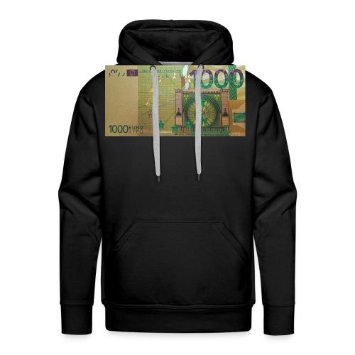 1000 Euro - Men's Premium Hoodie