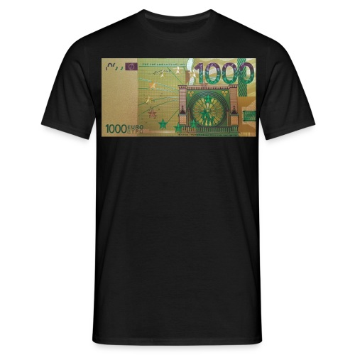 1000 Euro - Men's T-Shirt