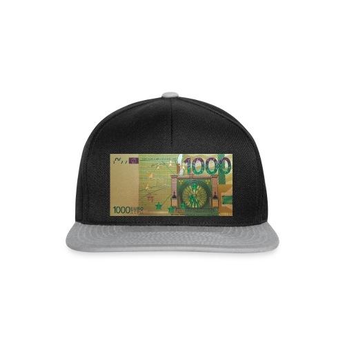 1000 Euro - Snapback Cap