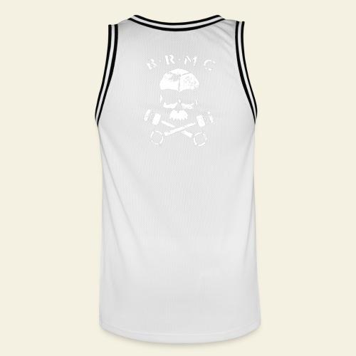BRMC - Herre basketball-trikot