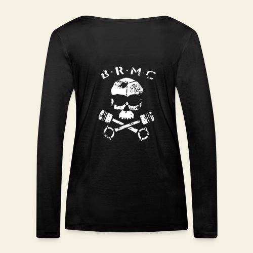 BRMC - Økologisk Stanley & Stella langærmet T-shirt til damer