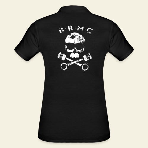 BRMC - Women's Polo Shirt