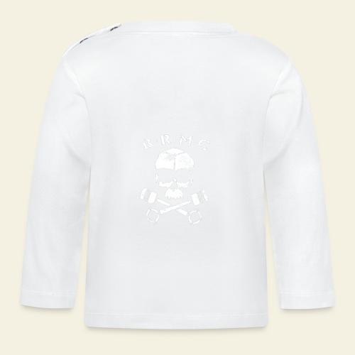 BRMC - Langærmet babyshirt