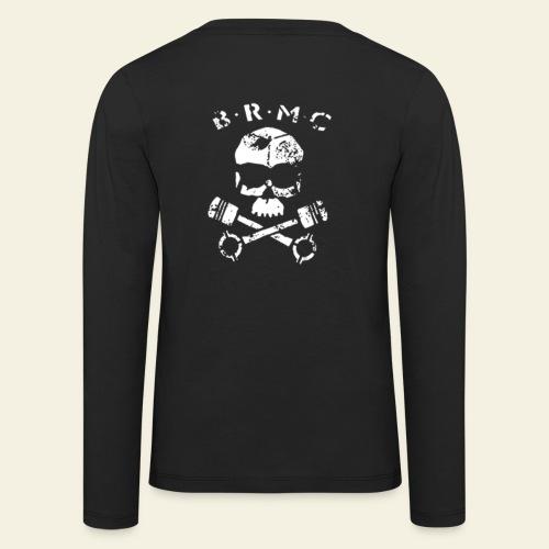 BRMC - Børne premium T-shirt med lange ærmer
