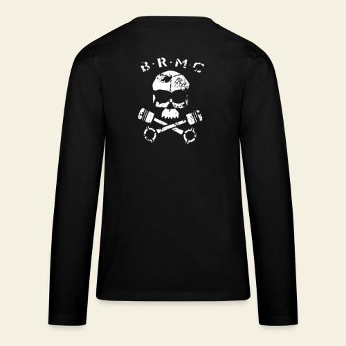 BRMC - Teenager premium T-shirt med lange ærmer