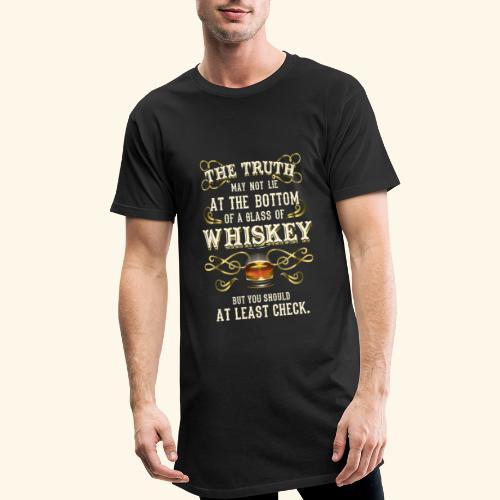 Whiskey T-Shirt - Great Gift Idea! - Männer Urban Longshirt