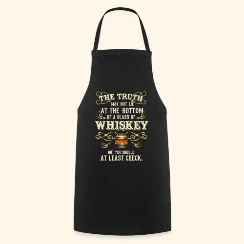Whiskey T-Shirt - Great Gift Idea! - Kochschürze