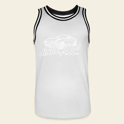 MX-5 NB Jinba Ittai - Herre basketball-trikot