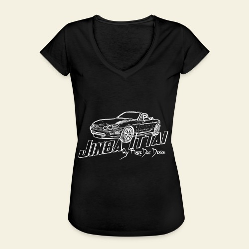 MX-5 NB Jinba Ittai - Dame vintage T-shirt