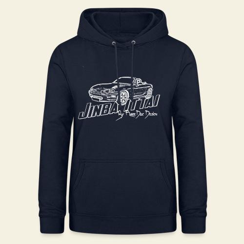 MX-5 NB Jinba Ittai - Dame hoodie