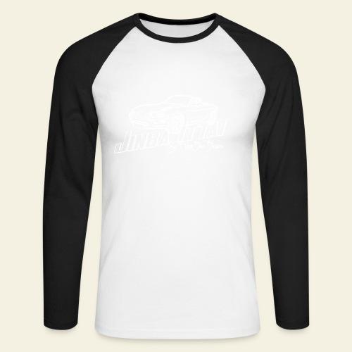 MX-5 NB Jinba Ittai - Langærmet herre-baseballshirt