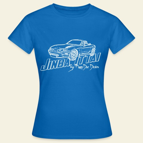 MX-5 NB Jinba Ittai - Dame-T-shirt