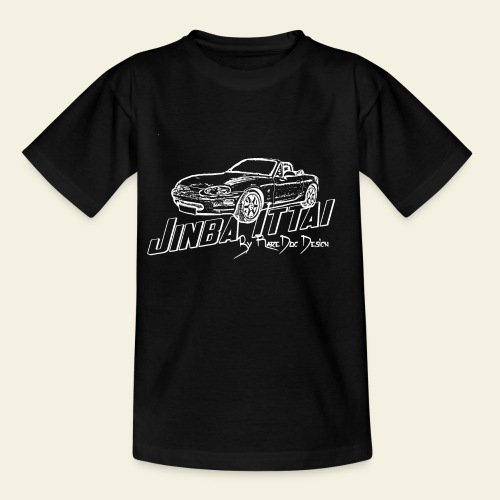 MX-5 NB Jinba Ittai - Teenager-T-shirt