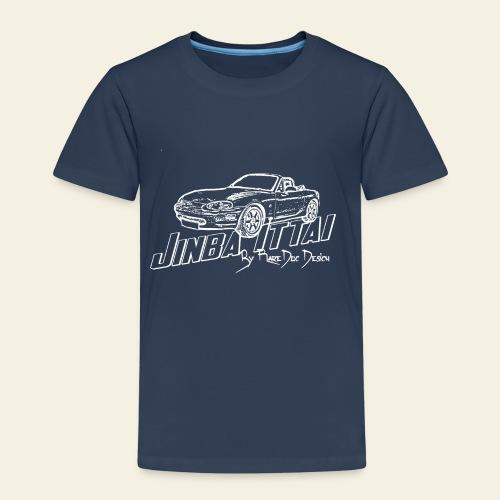 MX-5 NB Jinba Ittai - Børne premium T-shirt