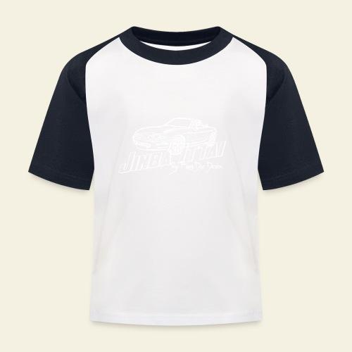 MX-5 NB Jinba Ittai - Baseball T-shirt til børn