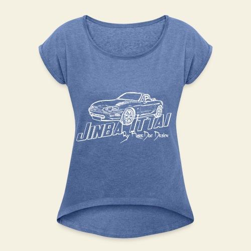 MX-5 NB Jinba Ittai - Dame T-shirt med rulleærmer