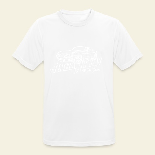 MX-5 NB Jinba Ittai - Herre T-shirt svedtransporterende