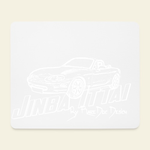 MX-5 NB Jinba Ittai - Mousepad (bredformat)