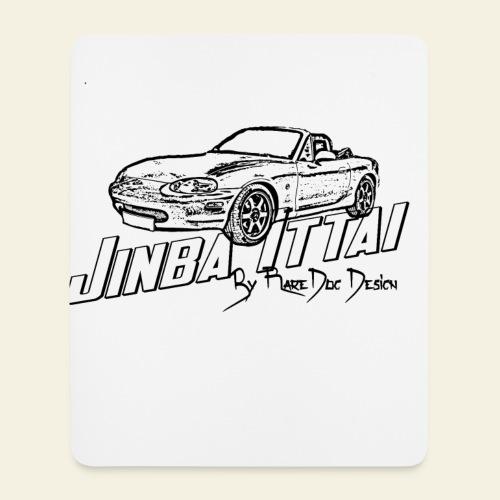 MX-5 NB Jinba Ittai - Mousepad (højformat)