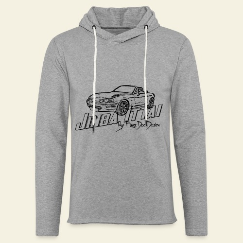 MX-5 NB Jinba Ittai - Let sweatshirt med hætte, unisex