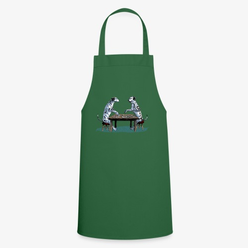 Dalmatian Domino - Cooking Apron