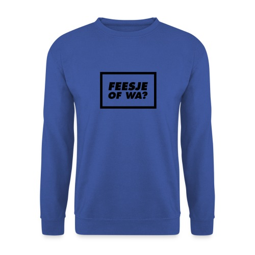 Feesje of wa? - Sweat-shirt Homme