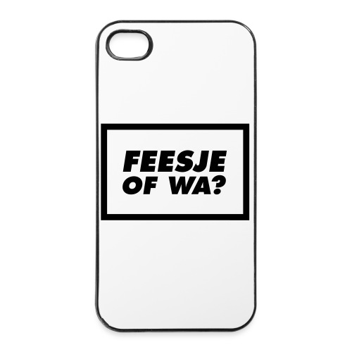 Feesje of wa? - Coque rigide iPhone 4/4s