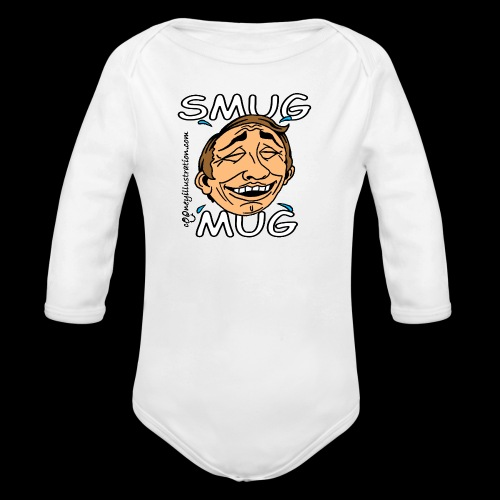 Organic Longsleeve Baby Bodysuit