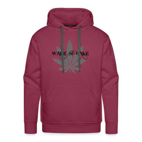 wake n bake - Men's Premium Hoodie