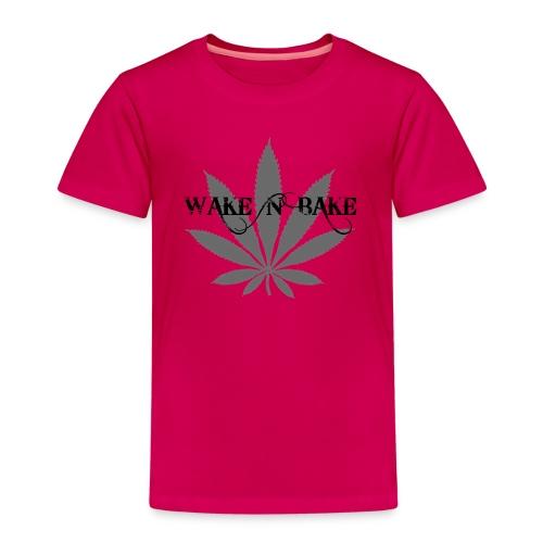 wake n bake - Kids' Premium T-Shirt