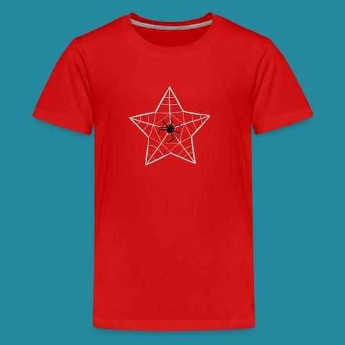 étoile d'araignée - T-shirt Premium Ado