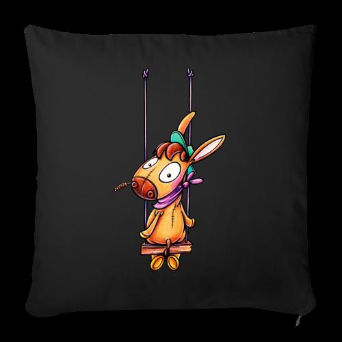 mule on the swings