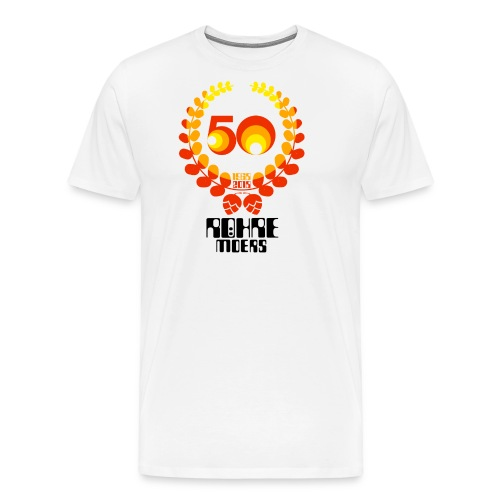 Röhrenjubiläumsshirt 5 - Männer Premium T-Shirt