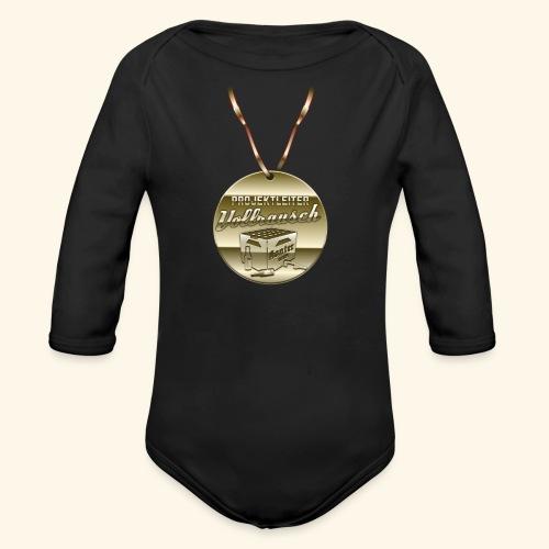 Projektleiter Vollrausch Medaille T-Shirt