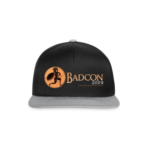 Badcon 2019 - Snapback Cap