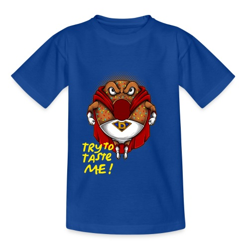 Super Donut  - Kinder T-Shirt