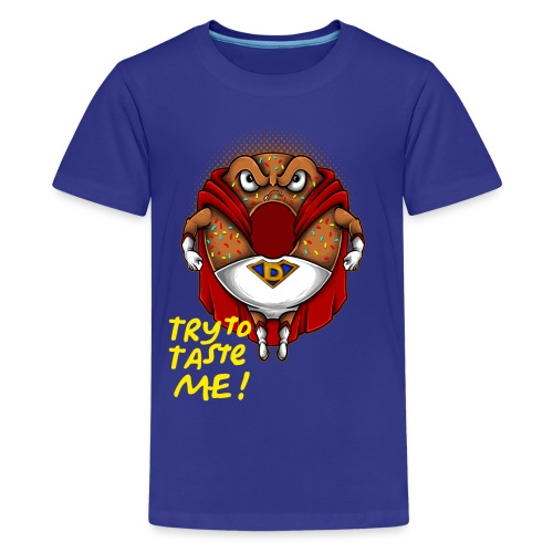Super Donut  - Teenager Premium T-Shirt